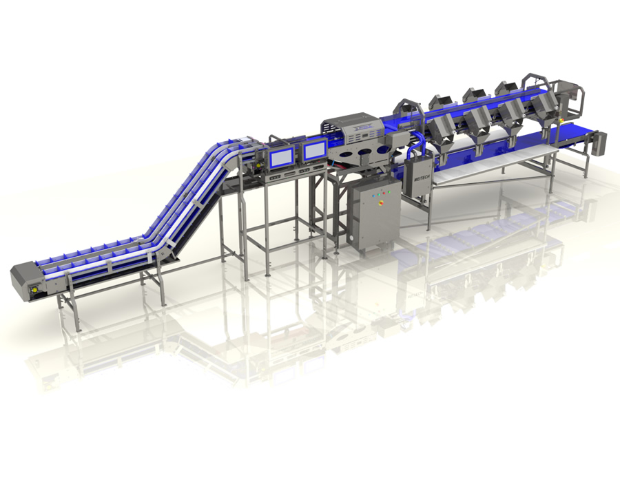 M-3000 | Classification Weigher